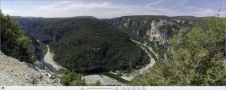 Panoramique du Figuéras