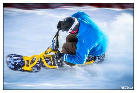 Reprise de la saison de snowscoot