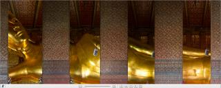 Bouddha couché de Wat Pho (Bangkok)